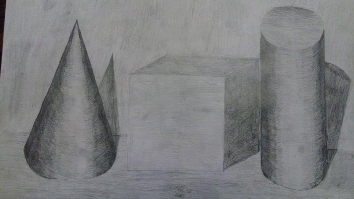 Figuri geometrice - Digital drawings