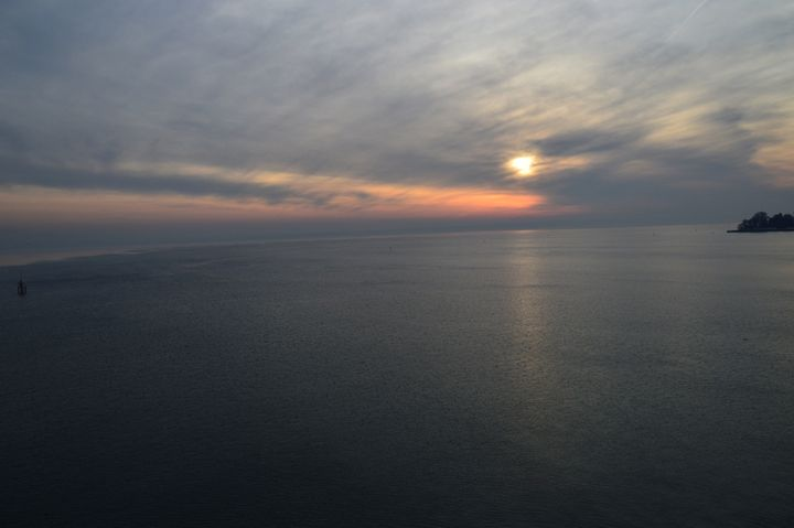 Sunset in Paradise - Aida Selenica
