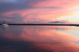 Saltwater Sunset 1