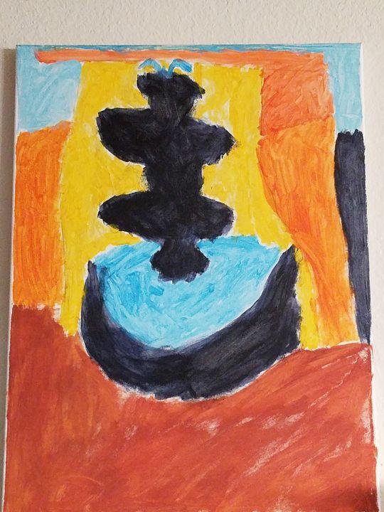 Fountain - Art of Meneses
