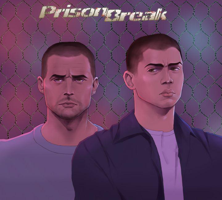 Prison Break - Boundbyart