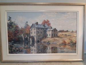 James Keirstead Original Oil