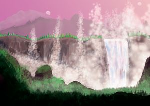 Exoplanet Waterfall