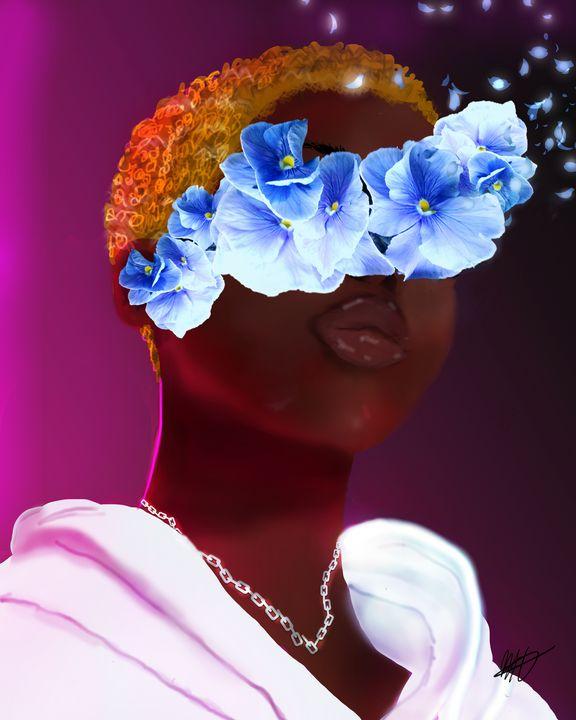 Neon Girl - Madona Thevenin