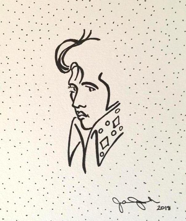 Elvis Presley - Jdbj Vibrants