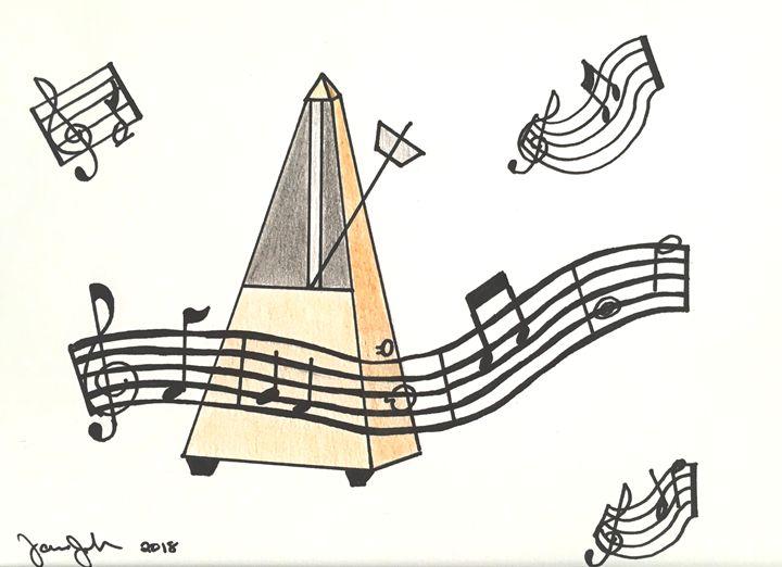 Doing Time Behind (Musical) Bars - Jdbj Vibrants