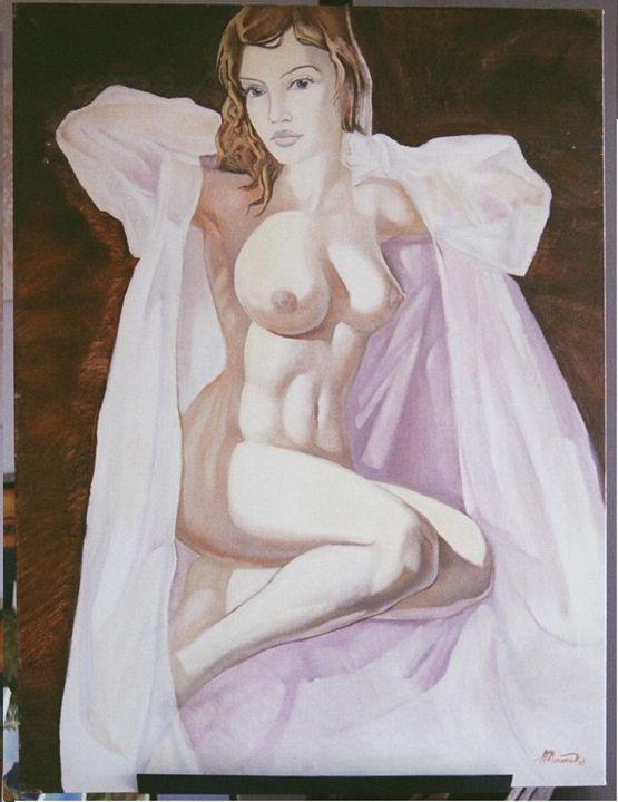 Oil on Canvas - Romanian Art