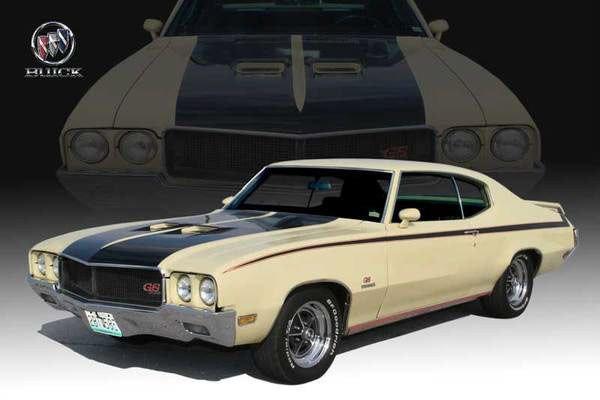 1970 BUICK GS - Automotive Photography