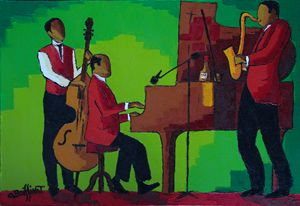 Jazz Green trio