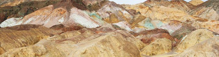 Artist palette death valley - O.BOISSINOT