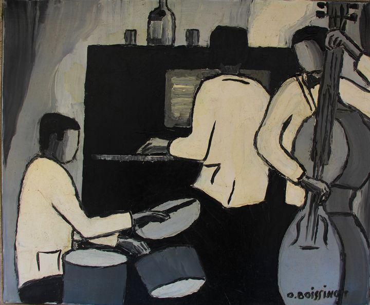 Grey trio - O.BOISSINOT