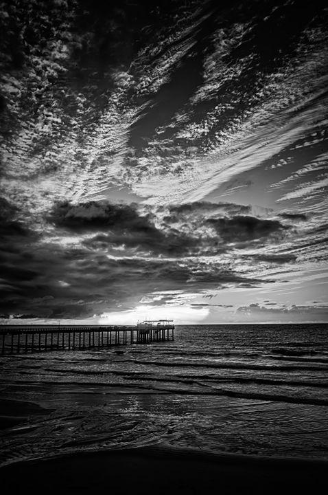 La Jolla Sunset - Foto By Rudy