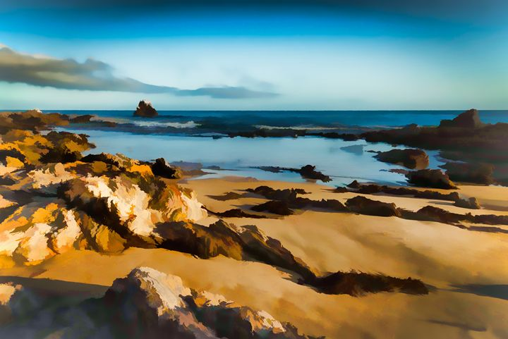 Beach Day - Foto By Rudy