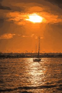 Impression of Sunset Sail - Foto By Rudy
