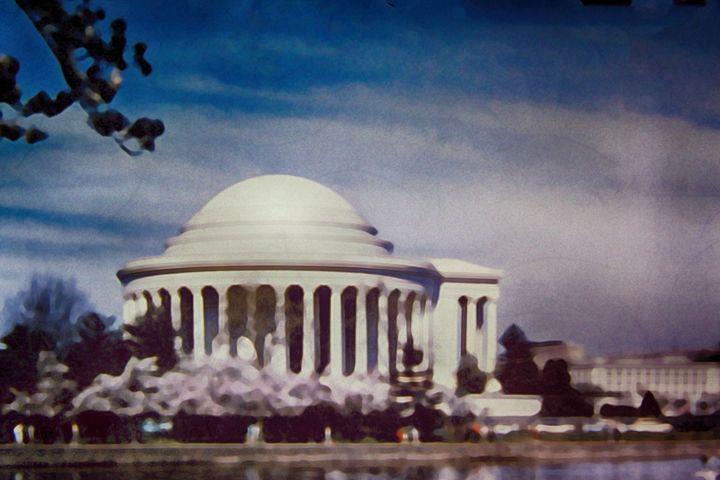 Jefferson Memorial - Foto By Rudy