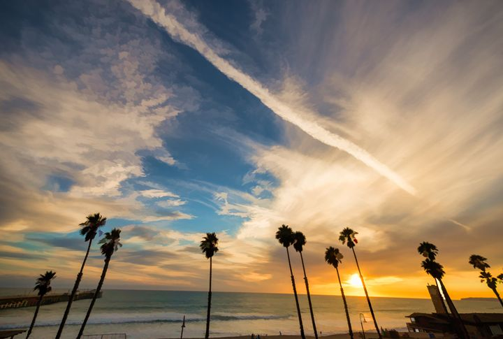 California Sunset - Foto By Rudy