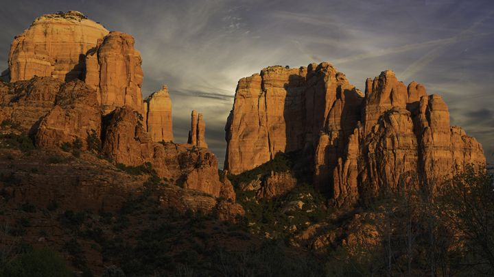Cathedral Rock Sunset - Foto By Rudy