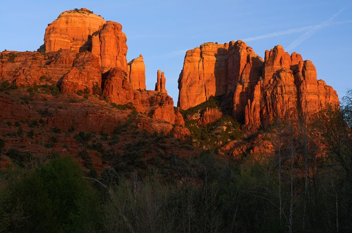 Sedona Sunset - Foto By Rudy
