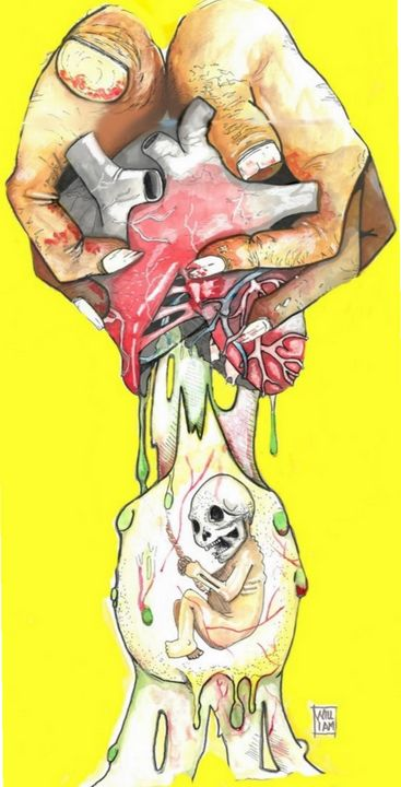 Heart Embryo - Vault Inc.