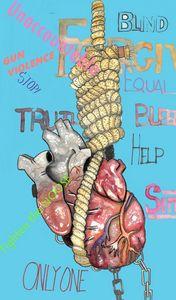Noose Held Heart