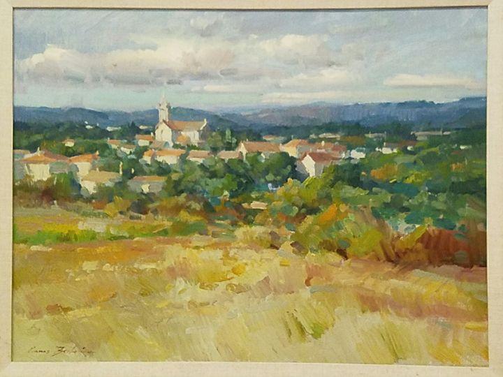 "Ovanes Berberian ""Towne St. Cannat"" - Random Gallery"