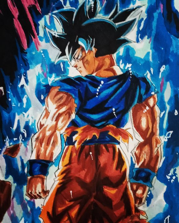 UI Goku Above the Gods! - Limit Break of Evolution