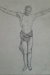 Jesus No cross