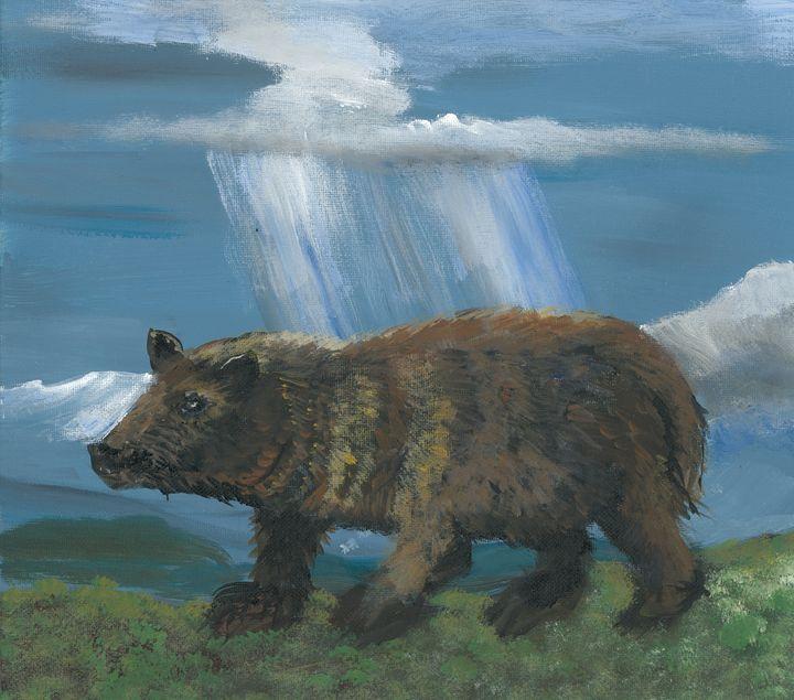 The Bear - George's Art