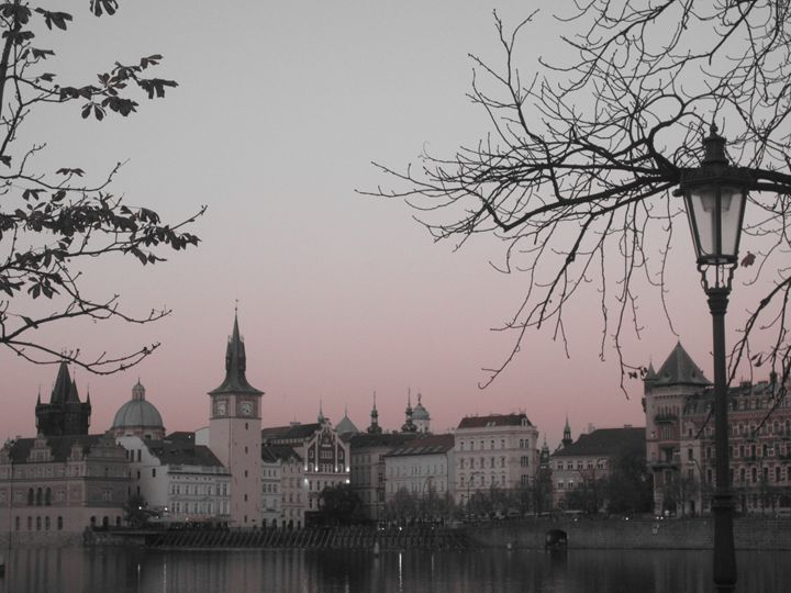 Prague Winter - D.H.Reeves
