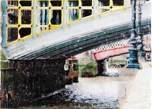 Three Blackfriars bridges