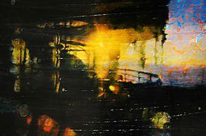 De La Warr Pavilion abstraction