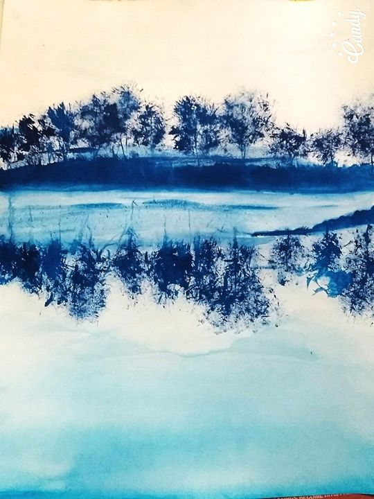 Bluewaves - Piyali Dasgupta