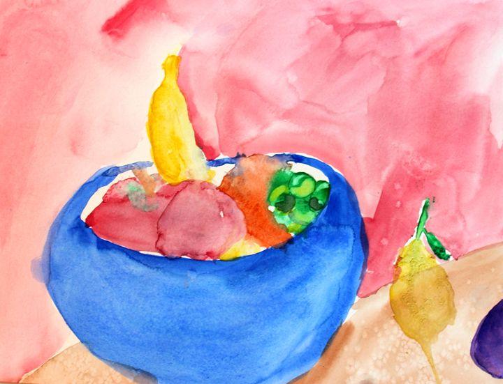 Fruitful - Art by Ava