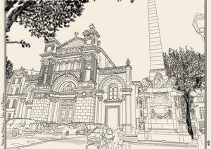 Place des Prêcheurs