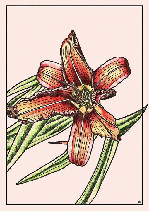 Lily Flower - aurelei_lorelei