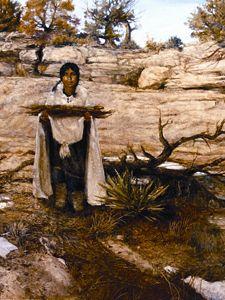 Anasazi Maiden