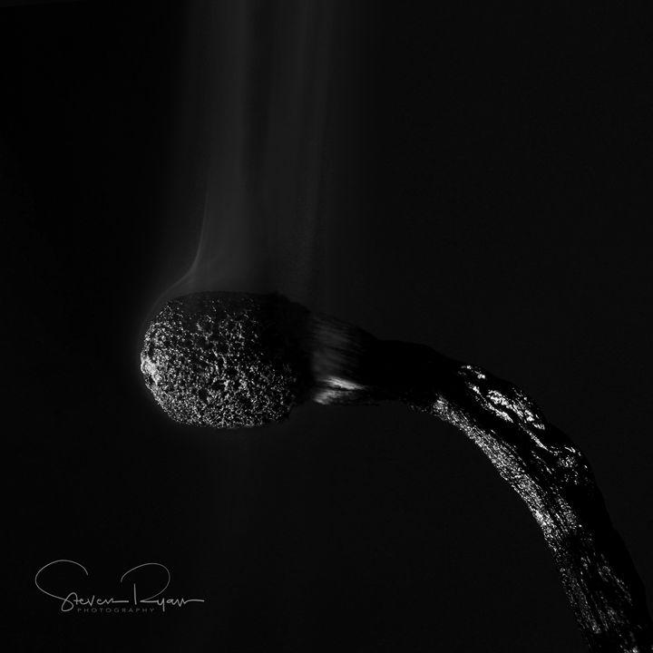 Burnt - Steven G. Ryan