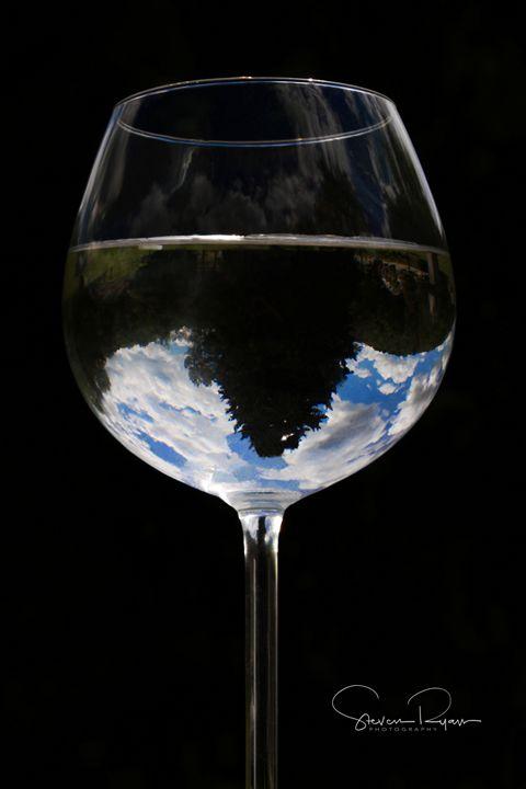Through a glass, darkly. - Steven G. Ryan