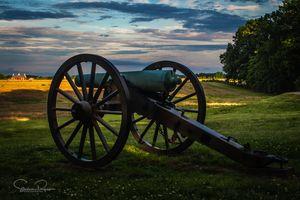 Civil War Sunset