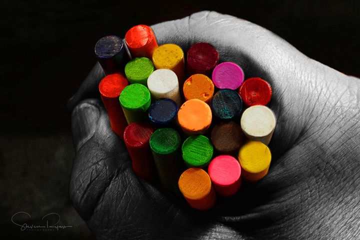 Colors - Steven G. Ryan