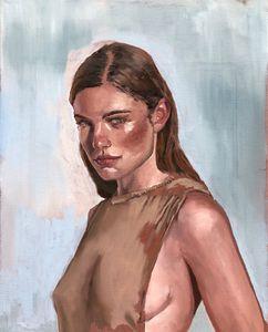 Portrait of Artemis