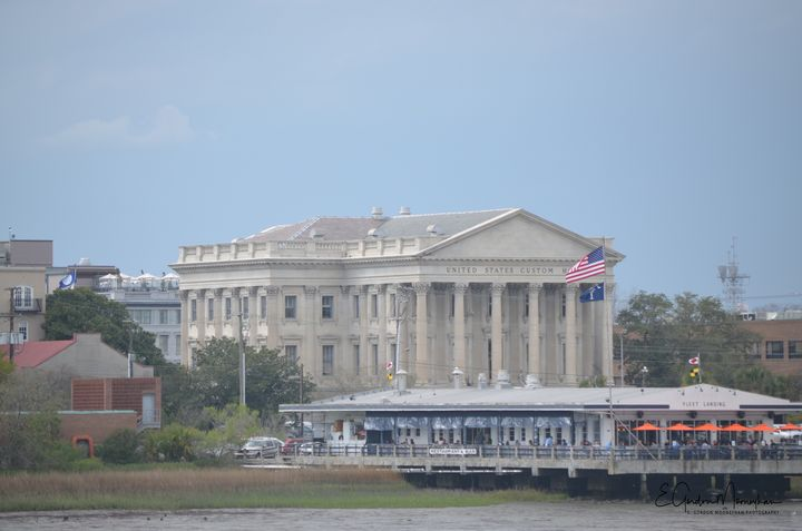 Customs House, Charleston, SC - Gordon Mooneyhan Photography