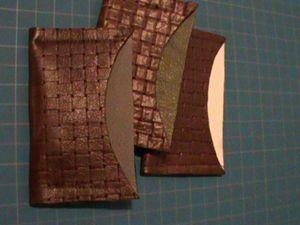 Handmade cardholders