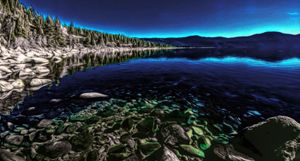 Tahoe Blue - Cammie Rayas