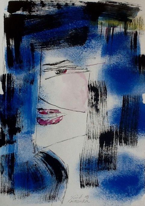 Faces-6 - Amin Nasher