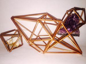 Metal geometry
