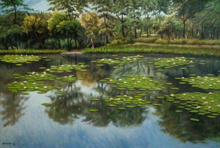 Natural Stream - Fairways