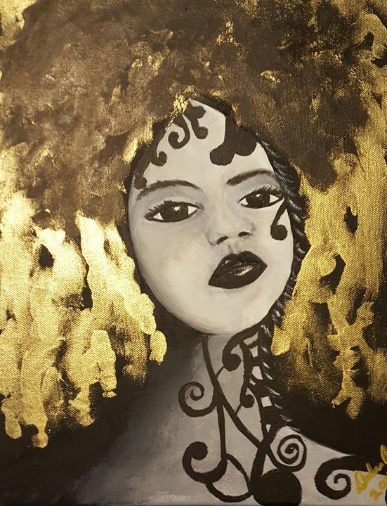 Amazing Grace - Debra Brewer Art Gallary