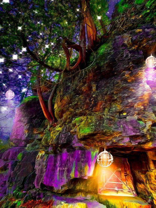 Magical Doorway Leads To... - JSJ Designs Studio