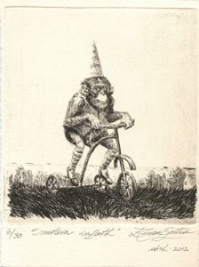 """Infant Ride"""